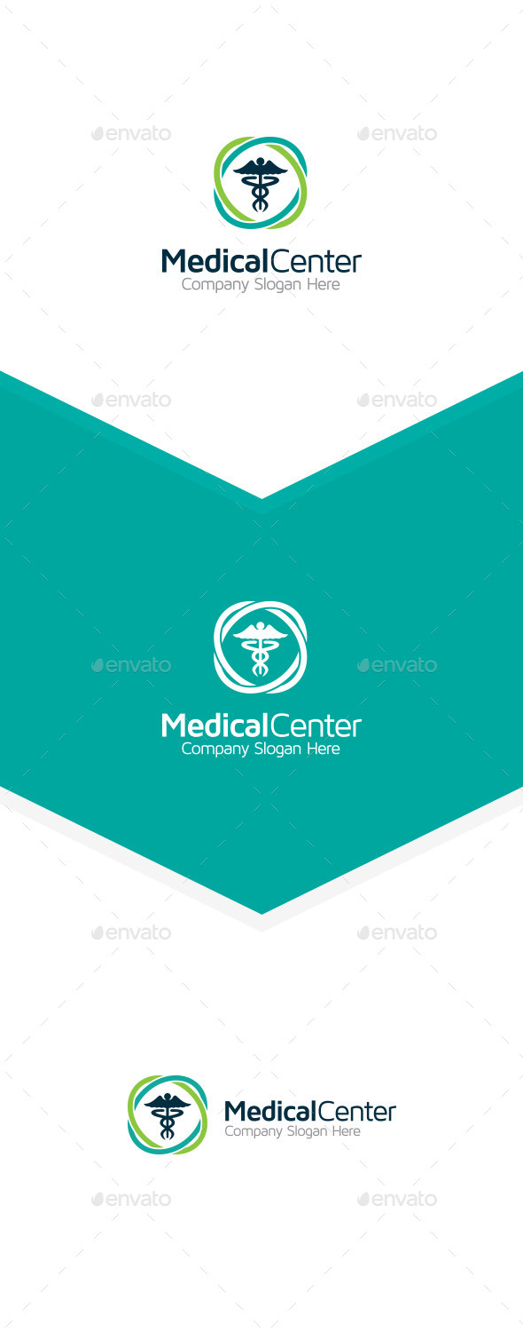 GraphicRiver Medical Center 10311826