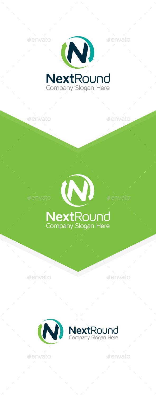 GraphicRiver N Logo 10311924