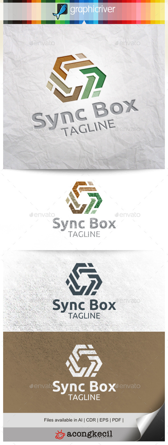 GraphicRiver Sync Box 10311995