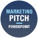 Marketing Slide Pitch Deck Powerpoint Template - GraphicRiver Item for Sale