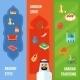 Arabic Culture Banner - GraphicRiver Item for Sale