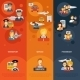 Passenger Transportation Set - GraphicRiver Item for Sale