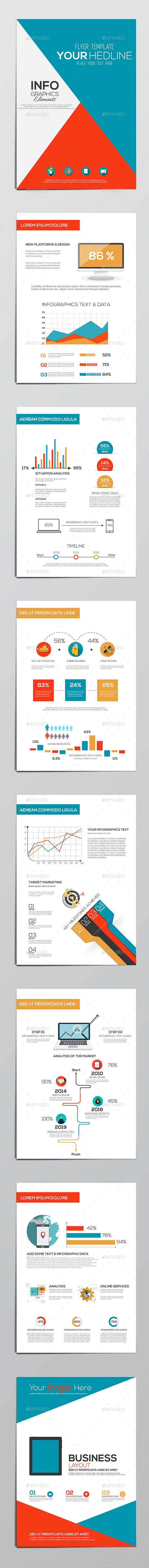 GraphicRiver Business Infographics Elements 10313700