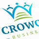 Crowd Connect Logo - GraphicRiver Item for Sale