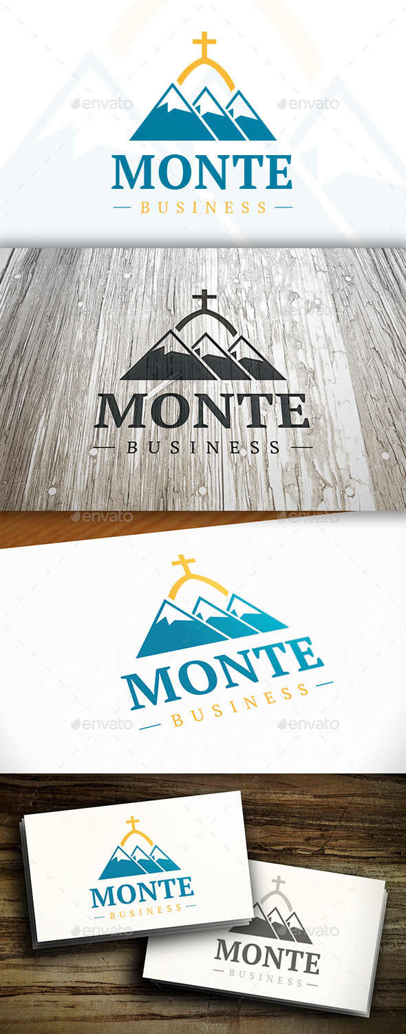 Mountain Temple Logo