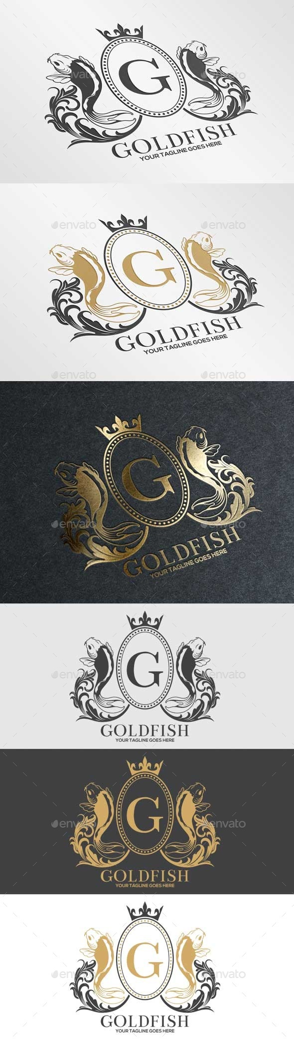 GraphicRiver Goldfish 10314641