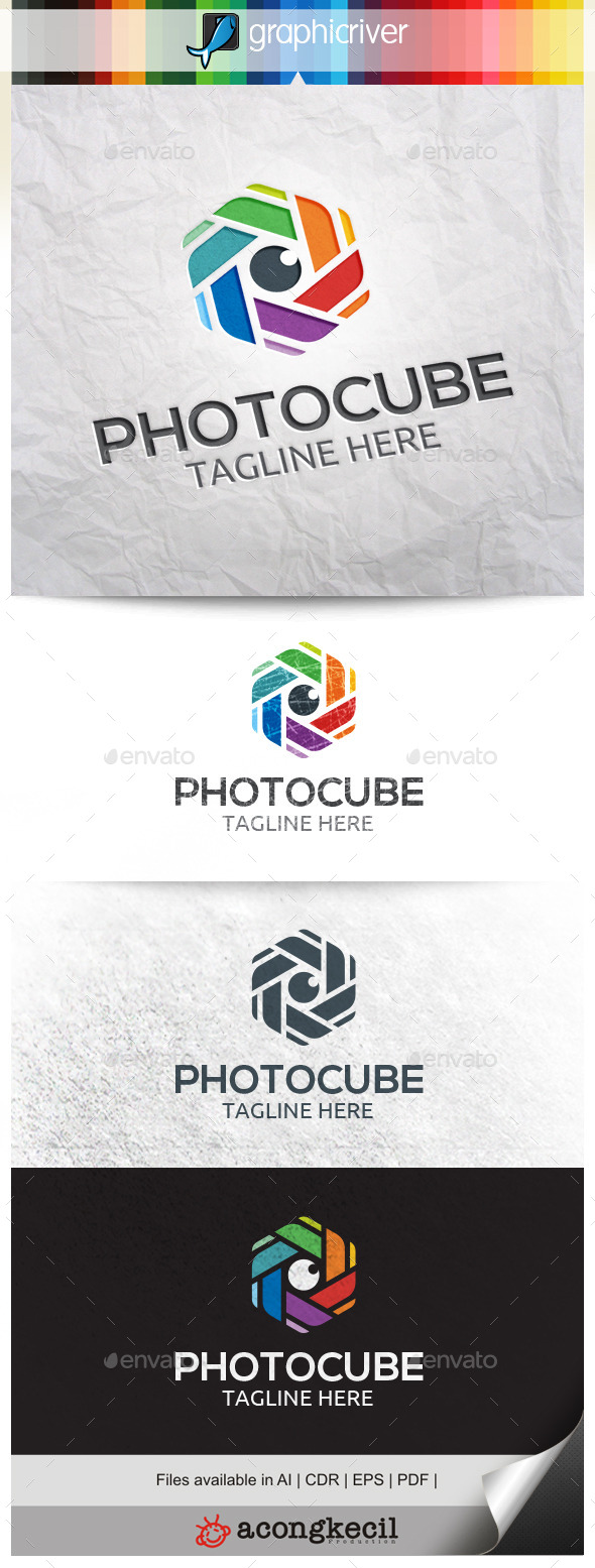 GraphicRiver Photo Cube 10314658