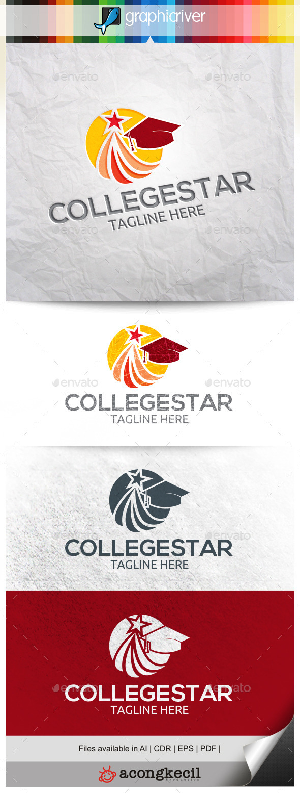GraphicRiver College Star V.5 10314692