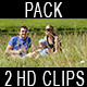 Family Together Outdoor 2 - VideoHive Item for Sale