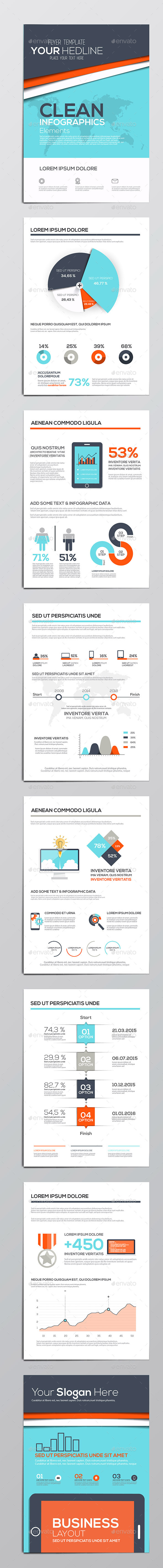 GraphicRiver Business Infographics Elements 10314916
