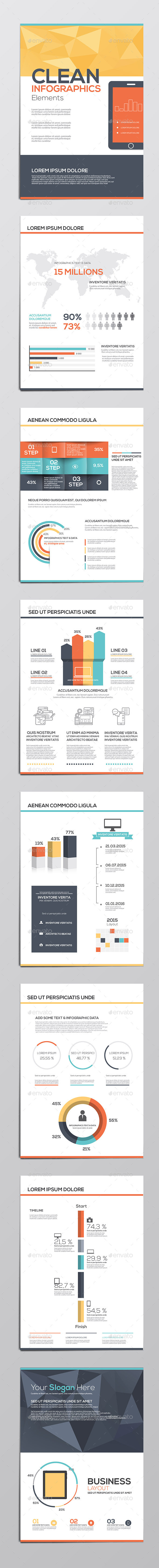 GraphicRiver Business Infographics Elements 10314982