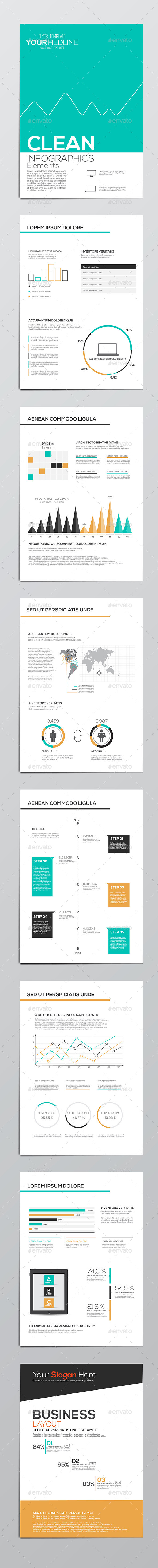 GraphicRiver Business Infographics Elements 10315196