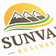 Sun Valley Logo - GraphicRiver Item for Sale