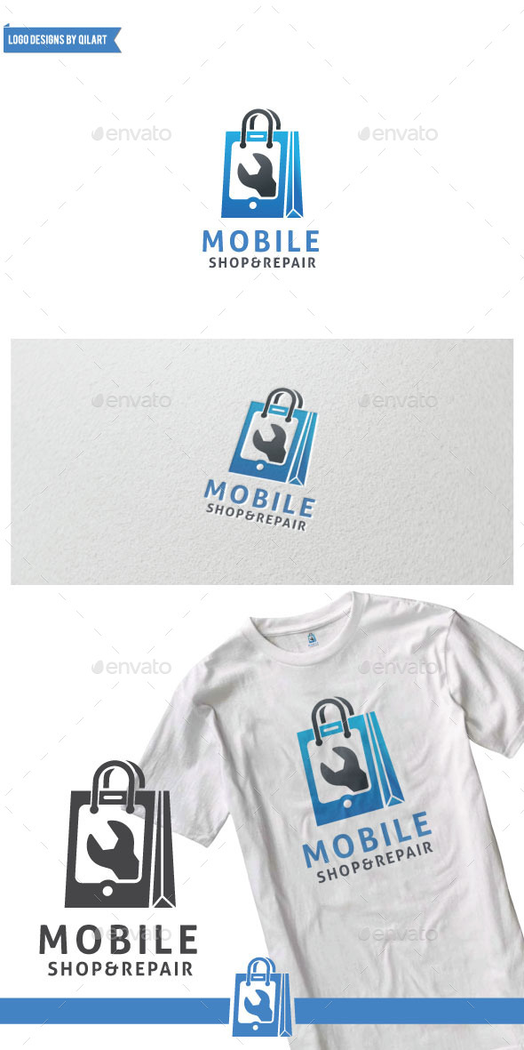 GraphicRiver Mobile Shop And Repair 10315289