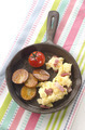 roasted potato with scrambled egg - PhotoDune Item for Sale