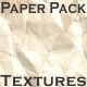 4  Vintage Paper Textures Pack - GraphicRiver Item for Sale