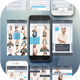 Slade Clean & Minimal  Mobile UI pack - GraphicRiver Item for Sale