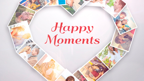 Happy Moments SlideShow