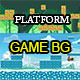 4 Platform Game Background