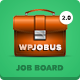 WPJobus - Job Board and Resumes WordPress Theme - ThemeForest Item for Sale