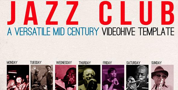 VideoHive Jazz Club 10318970