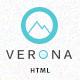 Link toVerona portfolio template