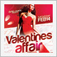 Valentines Love Affair Party - GraphicRiver Item for Sale