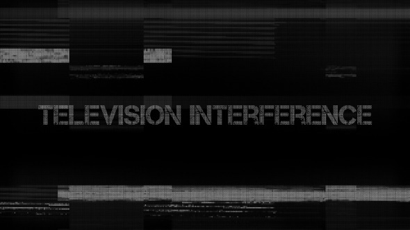 Television Interference 5 Versions