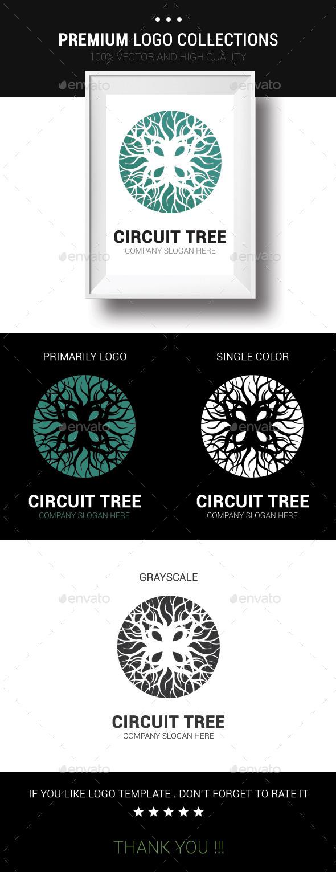 GraphicRiver Circuit Tree 10269614