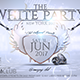 The White Party - GraphicRiver Item for Sale