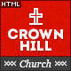 Crownhill - Responsive HTML5 Church Template - ThemeForest Item for Sale