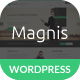 Magnis - Corporate Multipurpose WordPress Theme - ThemeForest Item for Sale