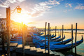 Sunset over the Gran Canal - PhotoDune Item for Sale