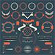 Retro Design Elements Collection - GraphicRiver Item for Sale