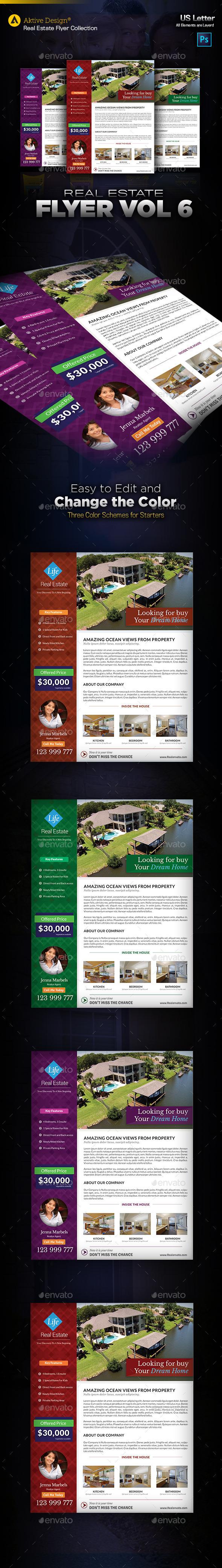 Real Estate Flyer | Vol 06