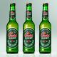Premium Green Beer Bottle Mockup - GraphicRiver Item for Sale