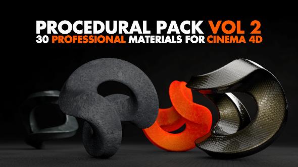 3DOcean Procedural Pack vol.2 10324912