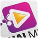 Visual Media V.3 Logo Template - GraphicRiver Item for Sale