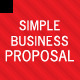 Simple Business Proposal