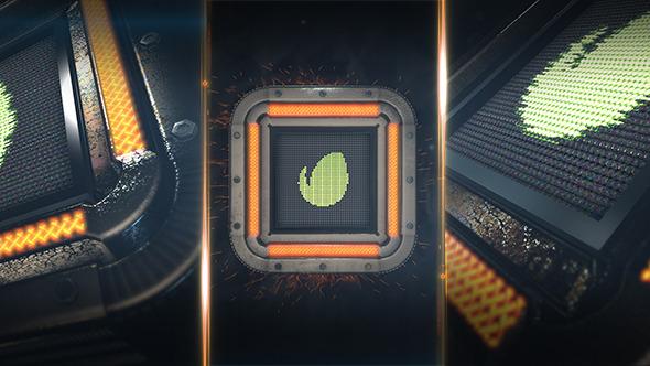 Square Tech Logo