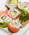 Sushi Assortment - PhotoDune Item for Sale