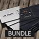 Bundle - Black & White Modern - GraphicRiver Item for Sale