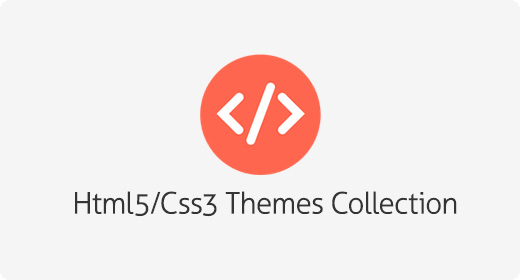 Html5 & Css3 Themes