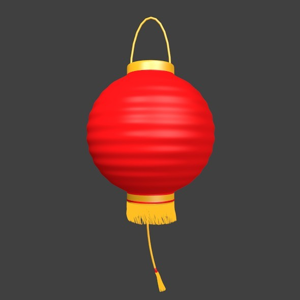 3DOcean Chinese Lampion 10327566