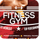 Fitness/Gym Business Promotion Flyer V4 - GraphicRiver Item for Sale
