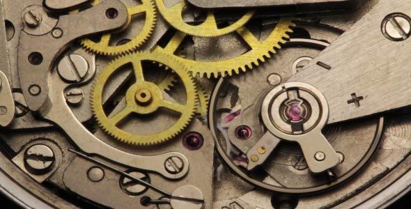 Watch Chronometer Mechanism 1