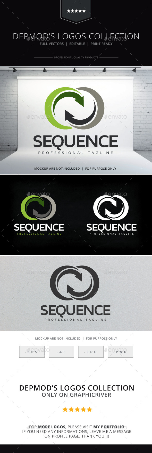 GraphicRiver Sequence Logo 10328837