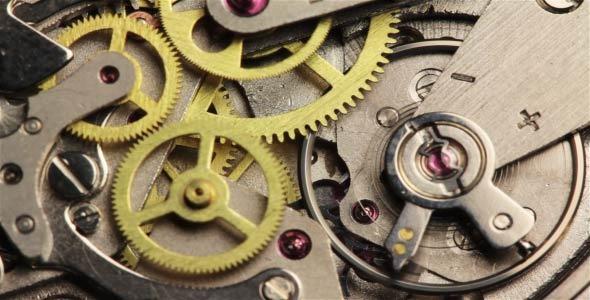 Watch Chronometer Mechanism 5