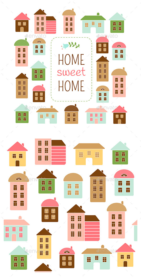 GraphicRiver Home Sweet Home 10329619