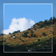 Green Hill And Clouds - VideoHive Item for Sale